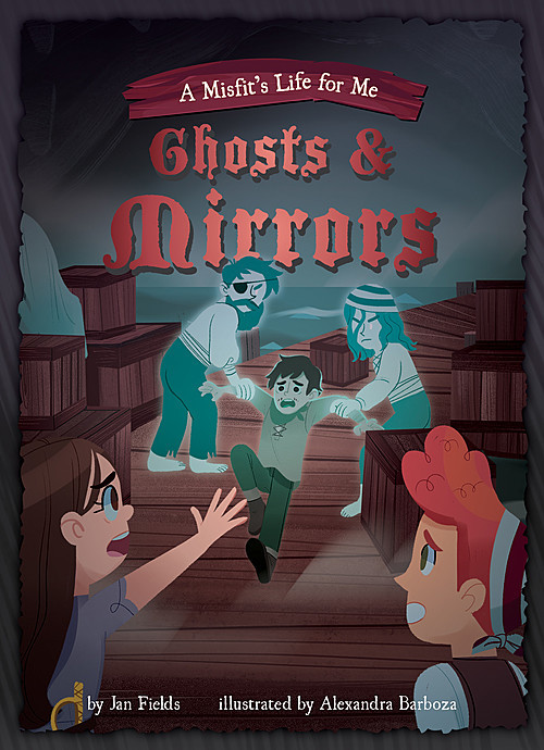 Cover: Book 2: Ghosts & Mirrors