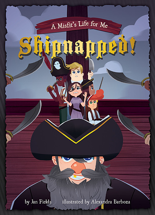 Cover: Book 3: Shipnapped!