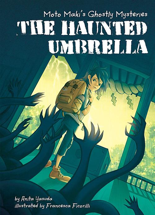 Cover: Book 1: The Haunted Umbrella