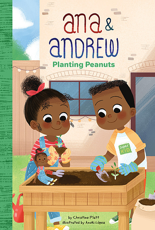 Cover: Planting Peanuts