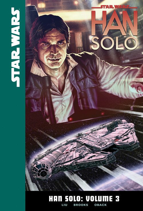 Cover: Han Solo: Volume 3