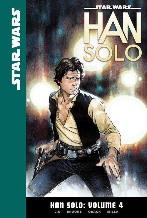 Cover: Han Solo: Volume 4