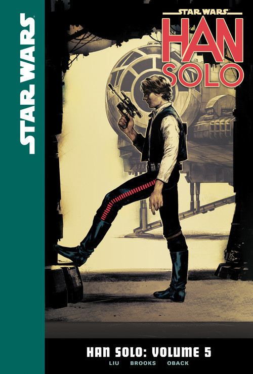 Cover: Han Solo: Volume 5
