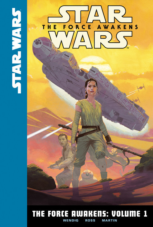 Cover: The Force Awakens: Volume 1