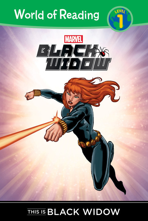 Cover: Black Widow: This is Black Widow