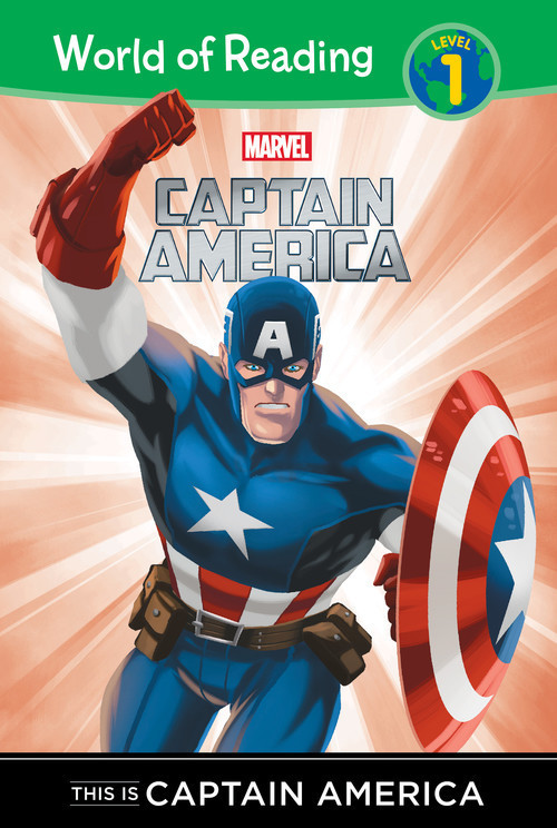 Cover: Captain America: This is Captain America