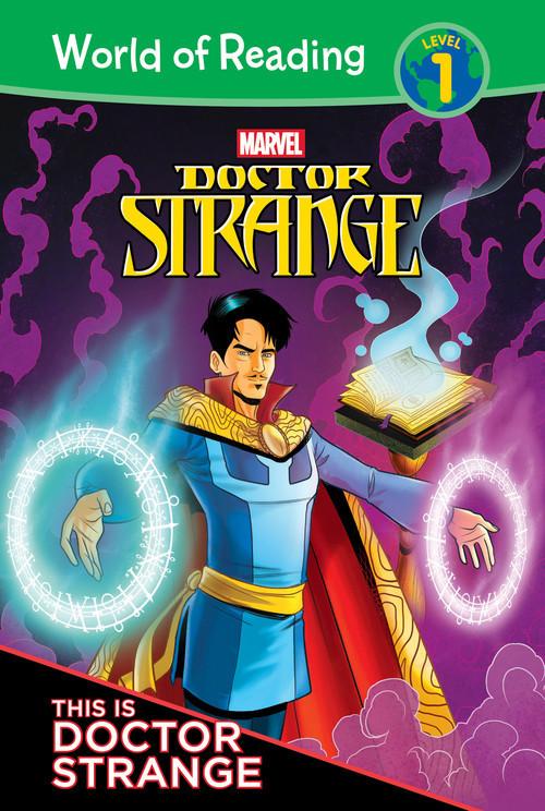 Cover: Doctor Strange: This is Doctor Strange