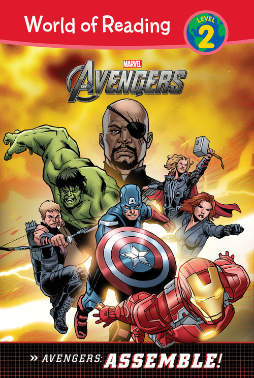 Cover: The Avengers: Assemble!