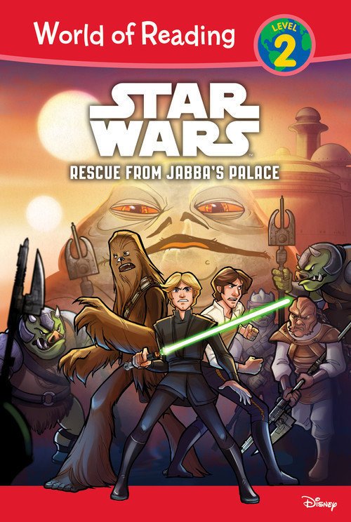 Cover: Star Wars: Rescue from Jabba's Palace