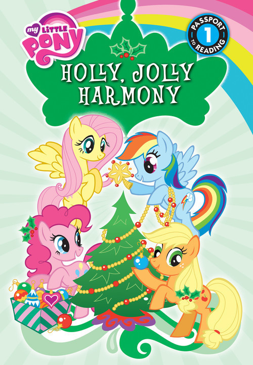 Cover: Holly, Jolly Harmony