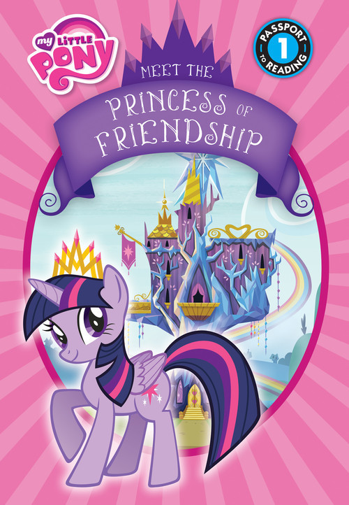 Cover: Meet the Princess of Friendship