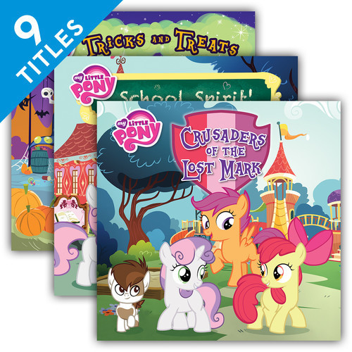 Cover: My Little Pony Picture Books