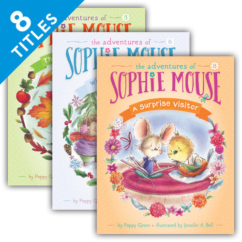 Cover: The Adventures of Sophie Mouse