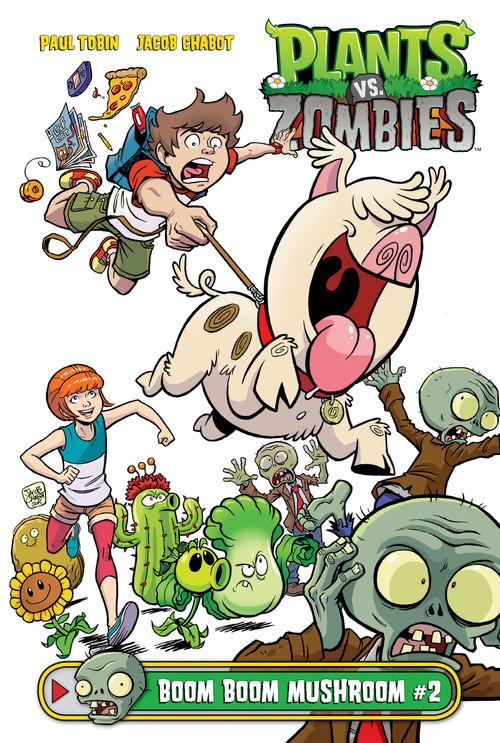 Cover: Boom Boom Mushroom #2