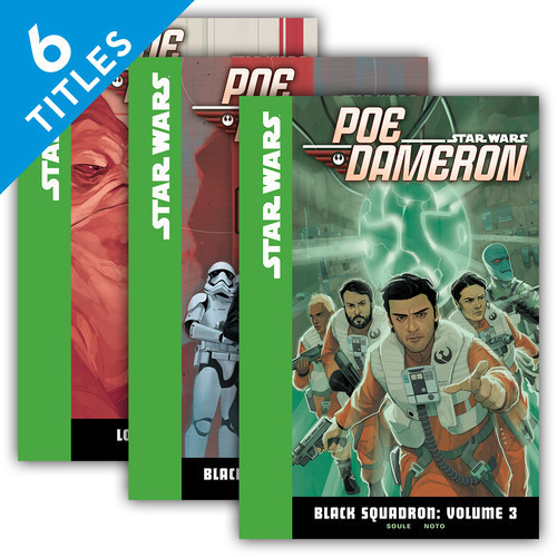 Cover: Star Wars: Poe Dameron