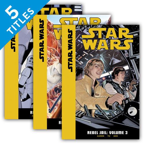 Cover: Star Wars: Rebel Jail