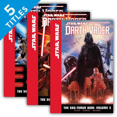 Cover: Star Wars: Darth Vader Set 3