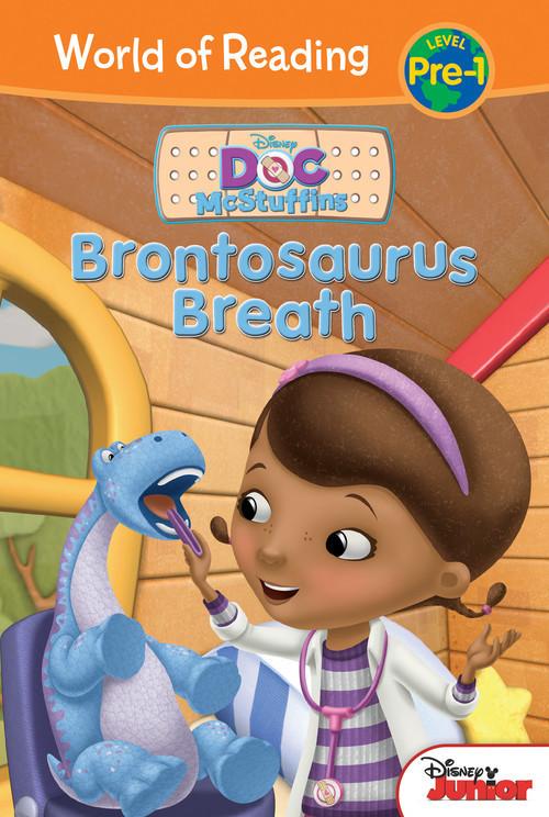 Cover: Doc McStuffins: Brontosaurus Breath