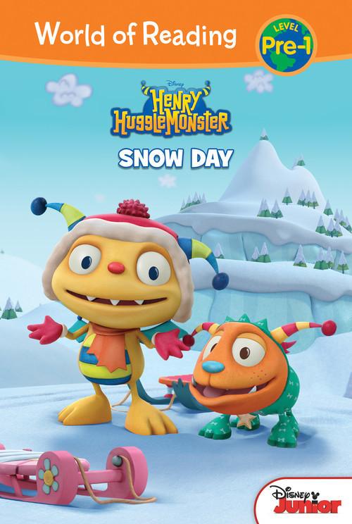 Cover: Henry Hugglemonster: Snow Day