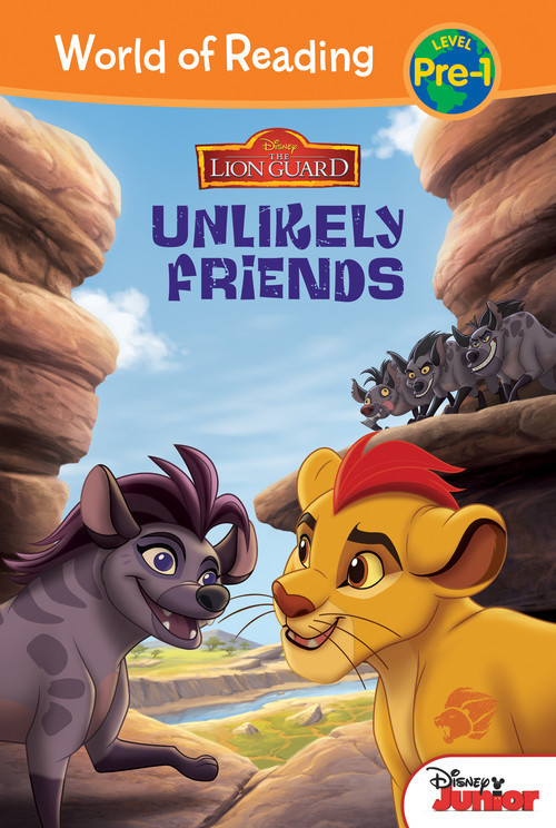 Cover: The Lion Guard: Unlikely Friends