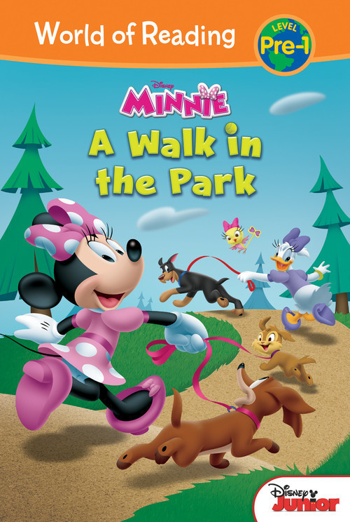 Cover: Minnie: A Walk in the Park