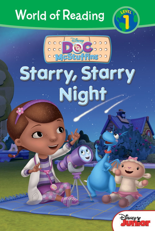 Cover: Doc McStuffins: Starry, Starry Night