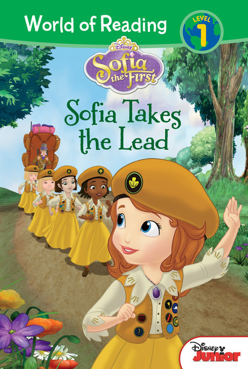 Cover: Sofia the First: Sofia Takes the Lead