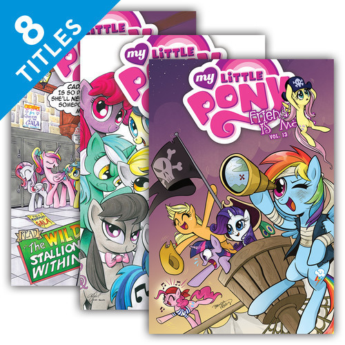 Cover: My Little Pony: Friendship is Magic Set 2