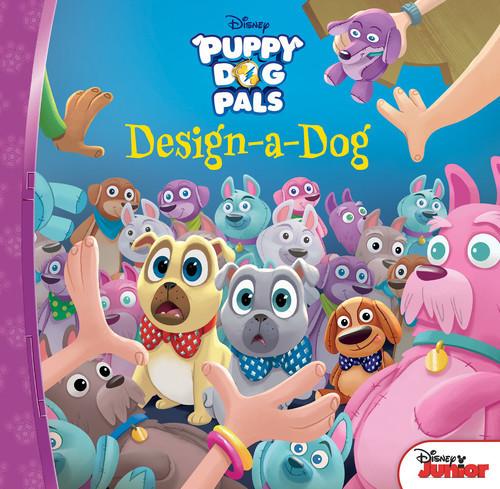 Cover: Design-A-Dog