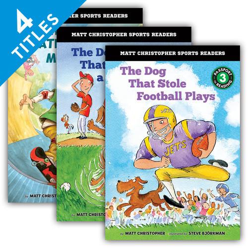Cover: Matt Christopher Sports Readers