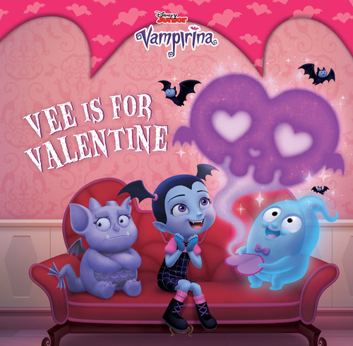 Cover: Vee is for Valentine