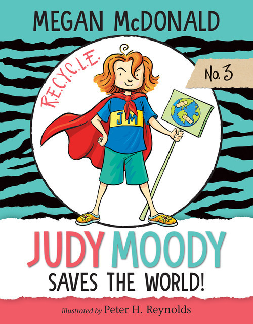 Cover: Judy Moody Saves the World!: #3