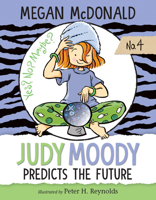 Cover: Judy Moody Predicts the Future: #4
