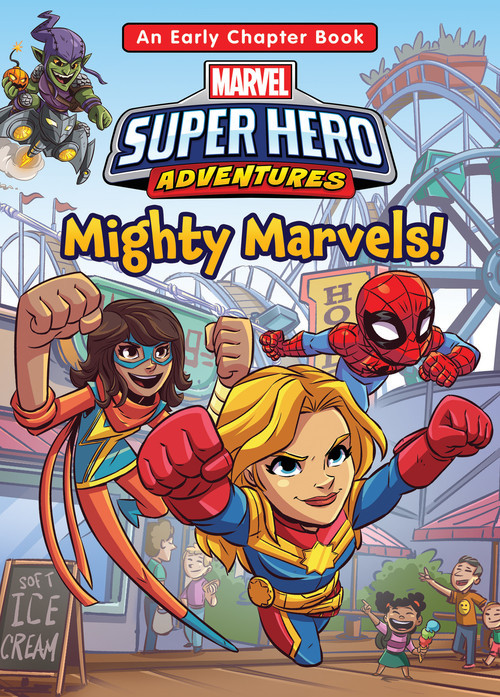 Cover: Mighty Marvels!