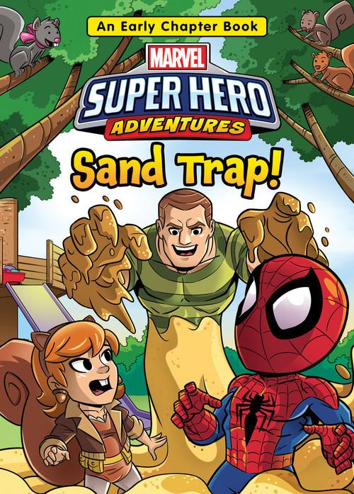 Cover: Sand Trap!