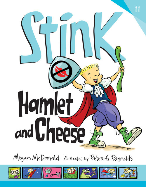 Cover: Stink: Hamlet and Cheese