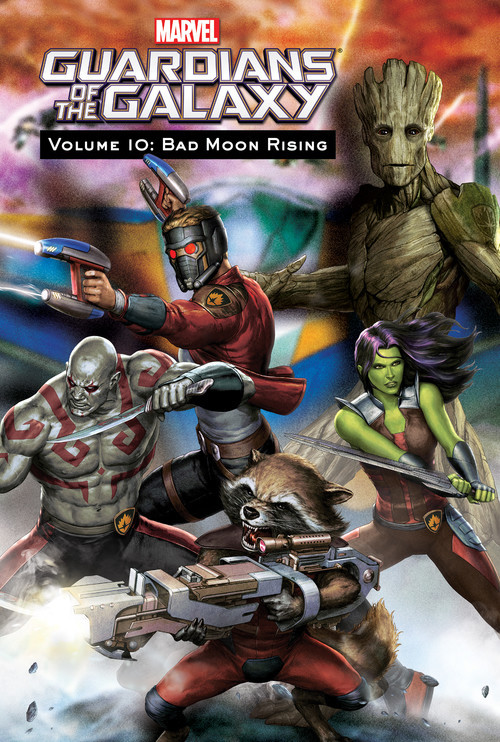 Cover: Volume 10: Bad Moon Rising