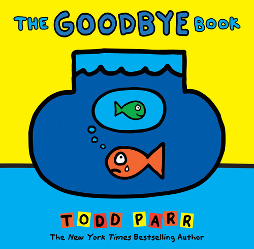 Cover: The Goodbye Book