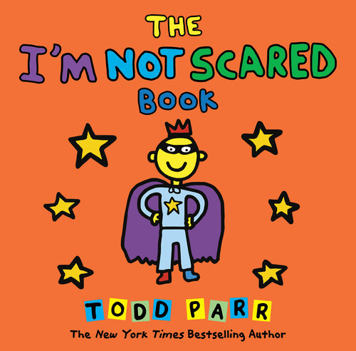 Cover: The I'm Not Scared Book