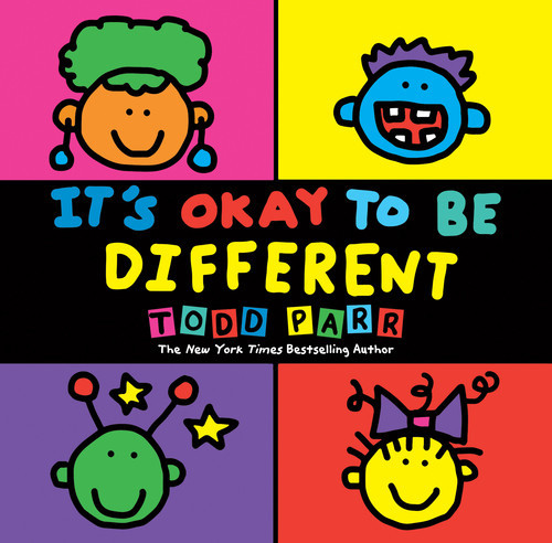 Cover: It's Okay to Be Different