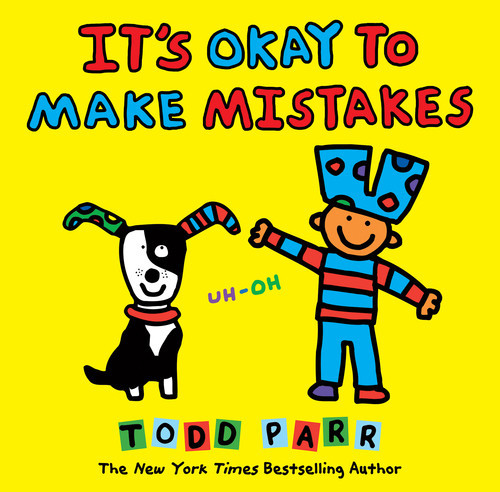 Cover: It's Okay to Make Mistakes