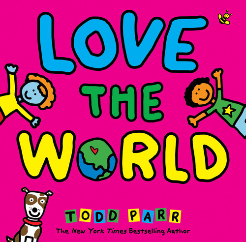 Cover: Love the World