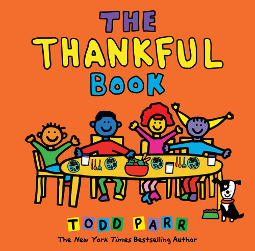 Cover: The Thankful Book