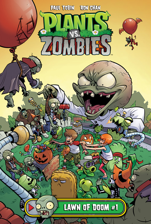 Cover: Lawn of Doom #1