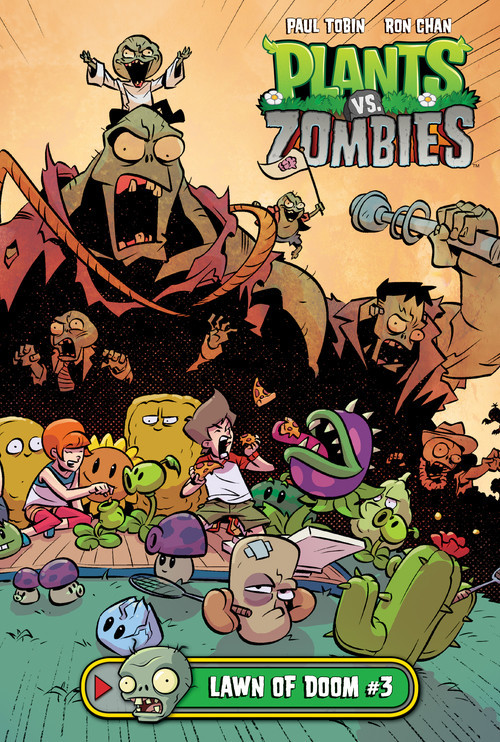 Cover: Lawn of Doom #3