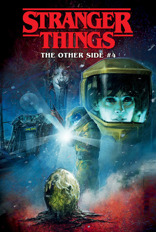 Cover: Other Side #4