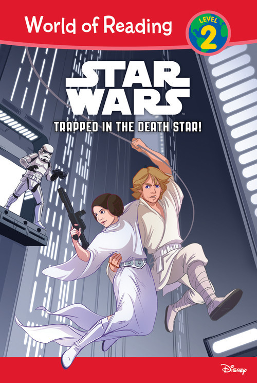 Cover: Star Wars: Trapped in the Death Star!