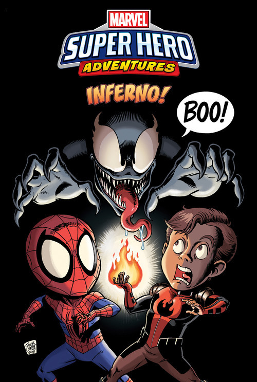 Cover: Inferno!