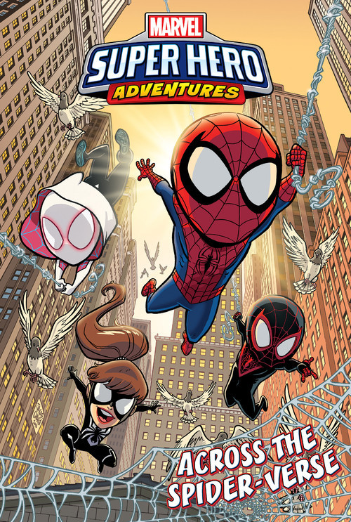 Cover: Spider-Man: Across the Spider-Verse