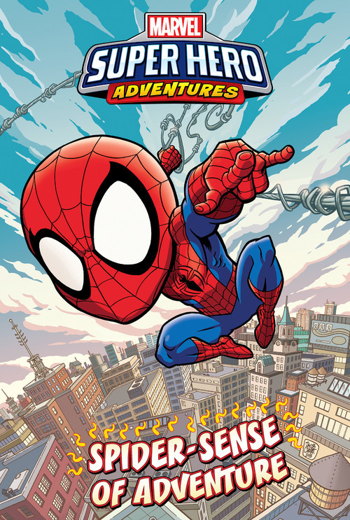 Cover: Spider-Man: Spider-Sense of Adventure
